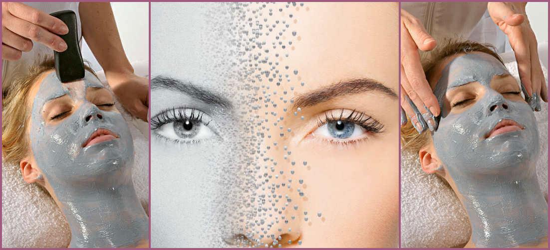 Dubinsko čišćenje lica za sve tipove kože uz Mascheru al ferro